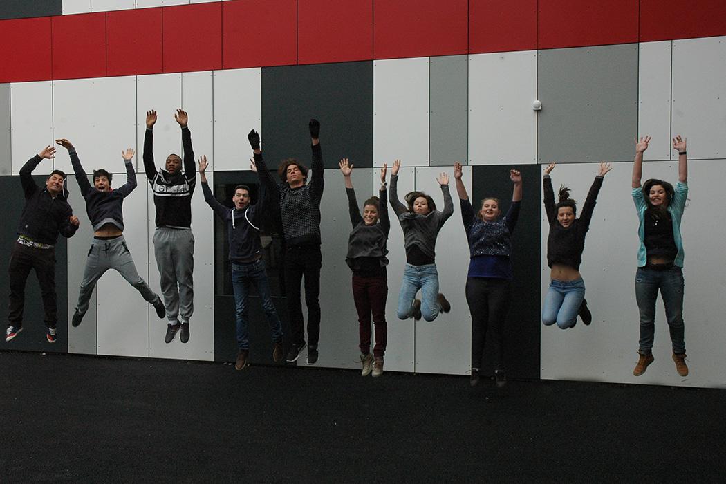 Lycéens ESCY