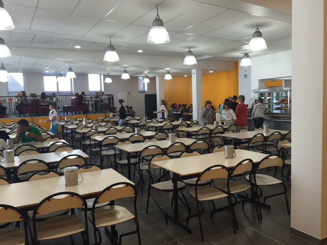 Restaurant scolaire college for Formation restauration scolaire